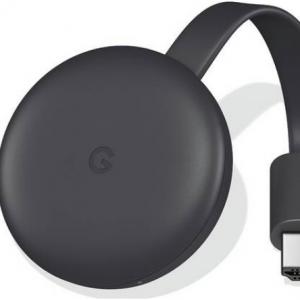 Google Chromecast - Charcoal for £30 @Argos