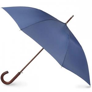 Totes 全自動經典木質長柄雨傘,多色可選 @ Amazon