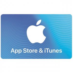 App Store & iTunes $50禮卡 Email發送 @ Best Buy