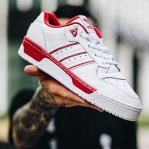 Macy's官网 adidas阿迪达斯originals Rivalry Low 大童鞋热卖
