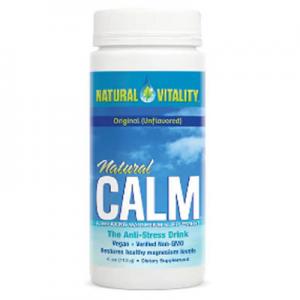 Walgreens Natural Vitality Calm Supplements