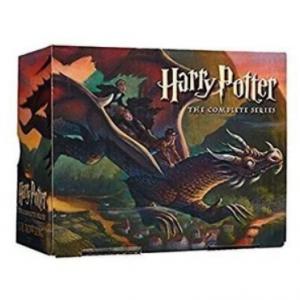 【Amazon】精选Harry Potter 特经典组合全套7本
