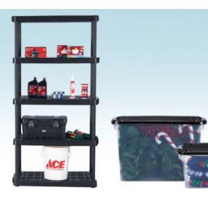 Ace Hardware精选置物架和储物箱大促热卖