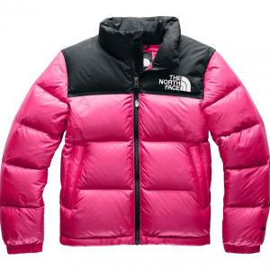 The North Face 1996 Retro Nuptse Down Jacket - Girls' @ Backcountry