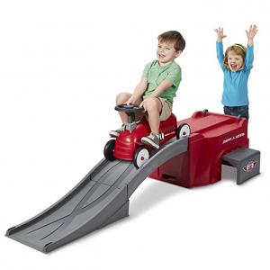 Radio Flyer 兒童滑行車 + 滑梯套裝 @ Walmart