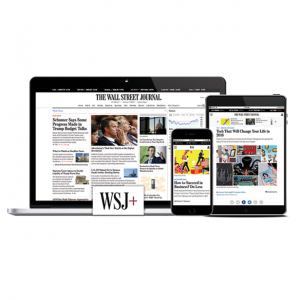 ALL ACCESS DIGITAL @ The Wall Street Journal, 2 Months for $1