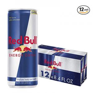手慢無:紅牛能量飲料 250ml 12罐