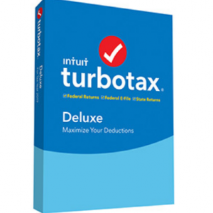 TurboTax Deluxe + State 2019 PC Download for $36.99 @Newegg