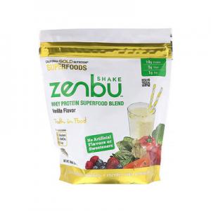 40% off  California Gold Nutrition Zenbu Shake Superfood Blends @ iHerb