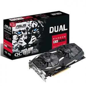 Amazon - ROG Strix Radeon RX 570 O4G Gaming OC顯卡,4.3折