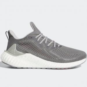 adidas官網 Adidas阿迪達斯 AlphaBOOST 男士跑鞋熱賣 兩色可選