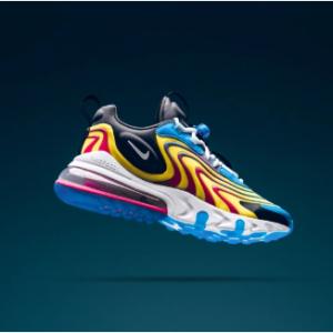 Nike Air Max 270 React ENG @Nike.com, Coming Soon