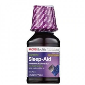 CVS自營睡眠輔助保健品 褪黑素促銷