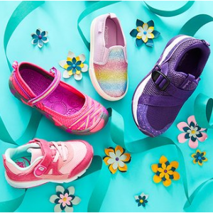 Stride Rite, Jambu, OshKosh等童鞋特惠 @ Zulily