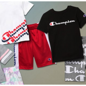Champion、Puma等品牌兒童服飾熱賣 @ Hautelook