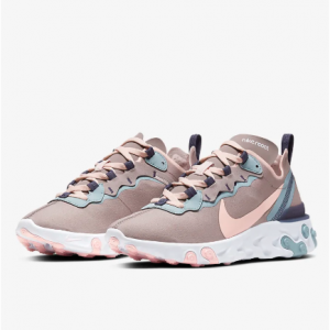 Nike美国官网精选 Nike Air Max 270, Nike React Element 55等鞋子衣服折上折