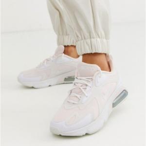 7折,Nike Air Max 200 耐克女子氣墊運動鞋緩震運動鞋 @Nike.com,珍珠粉