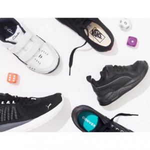 Clarks, Converse, Puma, Roc and Vans Kids School Shoes Sale @ David Jones