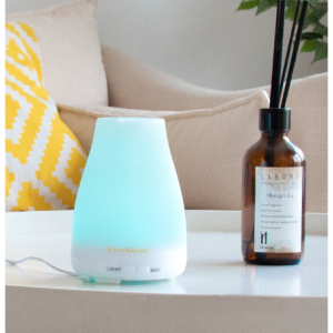 InnoGear Upgraded Version Aromatherapy Essential Oil Diffuser @ Amazon