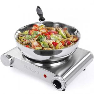 SUNAVO 1500W Hot Plate @ Amazon