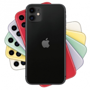Apple - iPhone 11 64GB (Sprint) $0 with 24 months Bill Credits @BestBuy