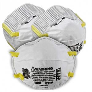 3M 8210,N95口罩 20個,流感霧霾防護都能用 @Amazon