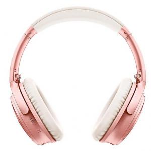 Bose - Bose QuietComfort 35 II 无线降噪耳机玫瑰金 直降$100