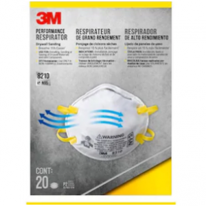 3M Safety Respirator Disposable Mask Sale @Lowes