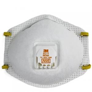 Staples -  3M N95 防护口罩, $29.49/包