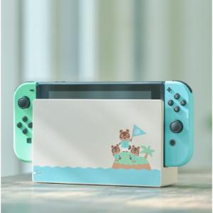 BestBuy上新!Switch 32GB Animal Crossing动物森友会限定版本