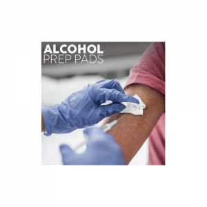 Alcohol Prep Pads, Thick Alcohol Swabs @ Amazson.com