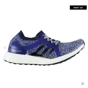 半價熱賣,阿迪達斯 ADIDAS UltraBoost X 女士跑鞋 @Sports Direct