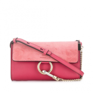 CHLOÉ mini Faye crossbody bag @ Farfetch