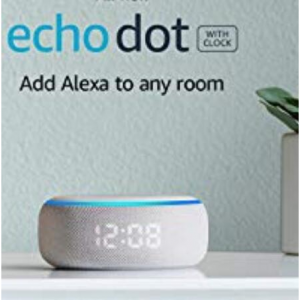 Amazon - Amazon 第3代 Echo Dot 智能语音助手 直降$20