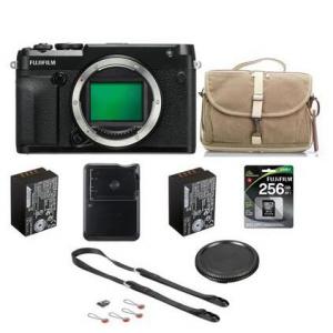 Adorama - Fujifilm GFX 50R 5140萬像素 中畫幅相機機身 直降$1000