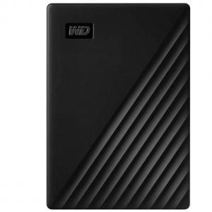 Amazon - WD 2TB My Passport 外置移动硬盘,7.3折