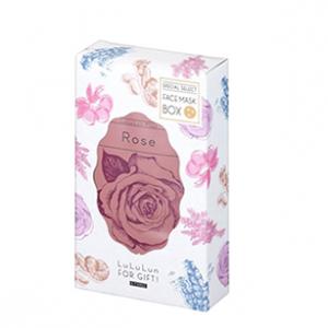 lululun plus 精油萃取面膜 5枚礼盒装 @Amazon JP 日亚