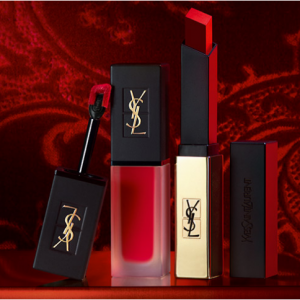 YSL聖羅蘭英國官網美妝護膚香水熱賣 收小金條 限量圓管 氣墊粉底 黑鴉片香水等