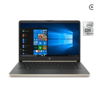 $100 off Hp 14 Laptop(i5-1035G1, 8GB, 16GB+256GB) @Walmart