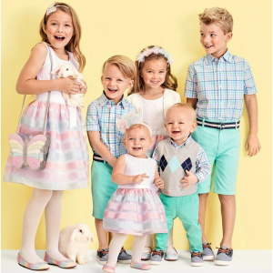 Kids Clothing Sitewide Sale @ Children's Place