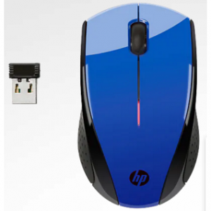 50% off + extra 10% off HP X3000 Cobalt Blue Wireless Mouse
