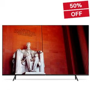 "50% off Samsung 65"" QLED Q60 Series 4K Ultra HD HDR Smart TV @Dell"