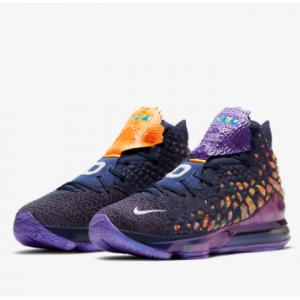 "LBJ 17 ""大灌籃"" 全明星發售 Monstars 籃球鞋 @Nike.com"
