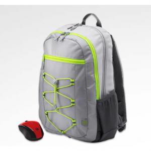 HP Active Backpack (1LU23AA) + Wireless Mouse (X3000) Bundle @HP