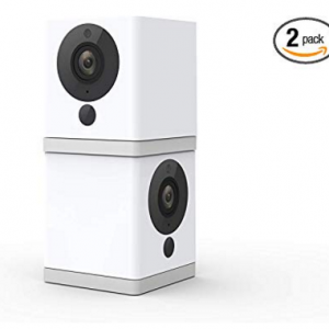 15% off 2 Pack Wyze Cam 1080p HD Indoor Wireless Smart Home Camera @Amazon
