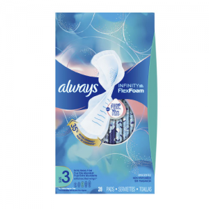 Select Tampax or Always Sale @ Walgreens