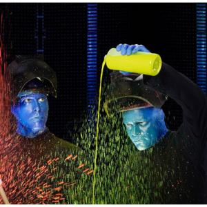 ShowTickets - 紐約百老彙 藍人秀 Blue Man Group 門票 直降$44.50