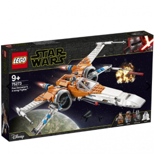 LEGO Star Wars: Poe Dameron's X-wing Fighter™ (75273) @ Zavvi