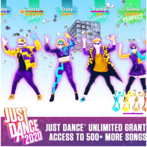 $20 off Just Dance 2020 - Nintendo Switch Standard Edition @Amazon