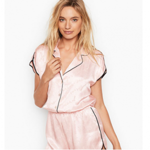 Victoria's Secret 维密连体裤睡衣热卖 三色可选
